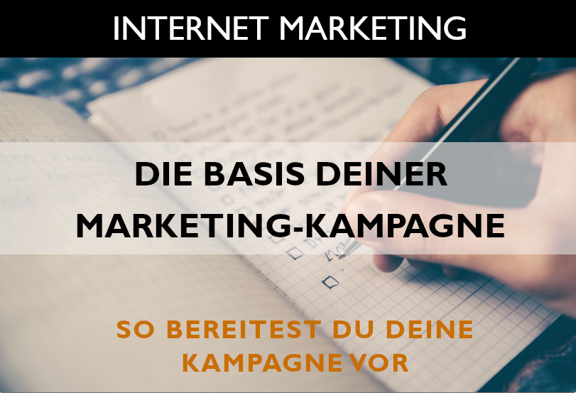 Basis Marketing-Kampagne
